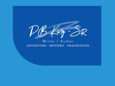 Pete a Novel Writer